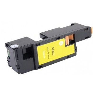 Fuji Xerox Compatible Color Toner Cartridge-CP105Yellow - 2.5k pages